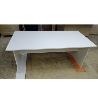 Стол раскройный без полки 200х100х85см (цвет белый)