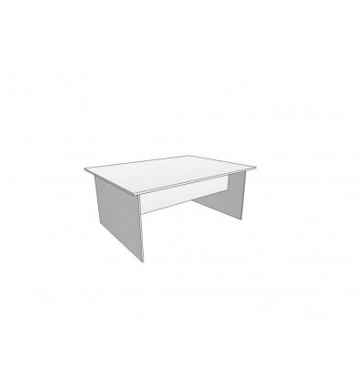 Стол раскройный без полки 200х150х85см (цвет белый)
